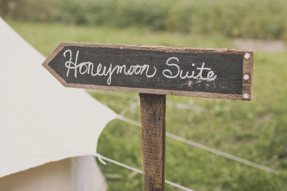 Camp Wedding Ontario