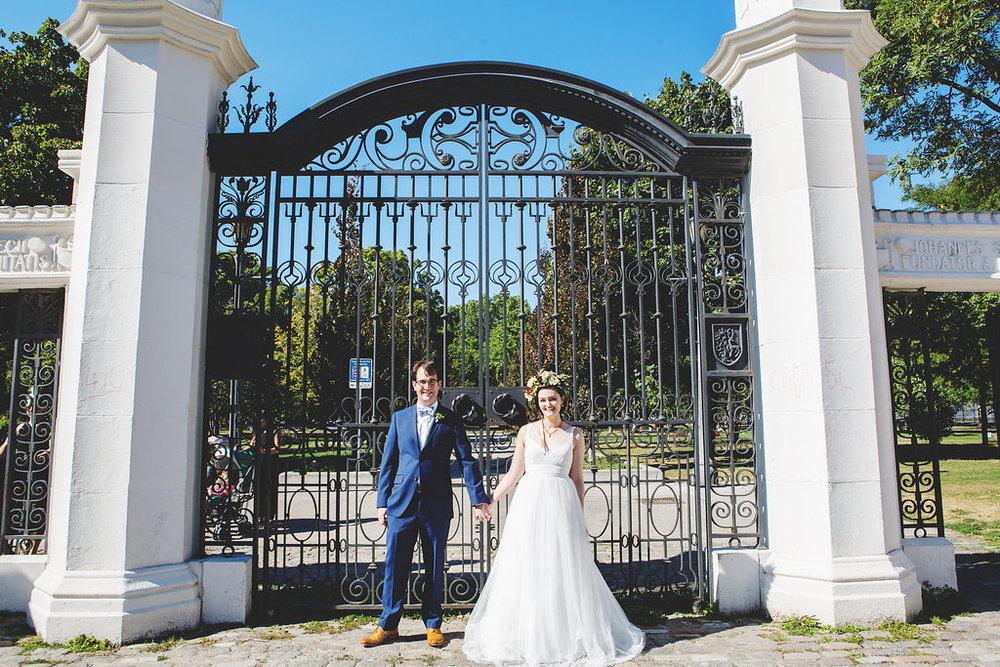 Trinity Bell Wedding