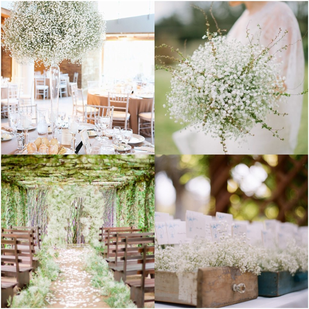 Baby's Breath Wedding