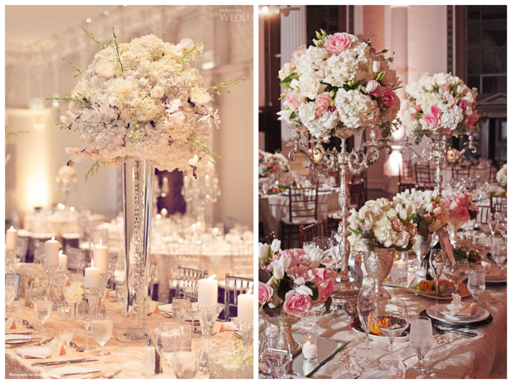 from left to right: image via Wedlux, image via Platinum Elegance Events