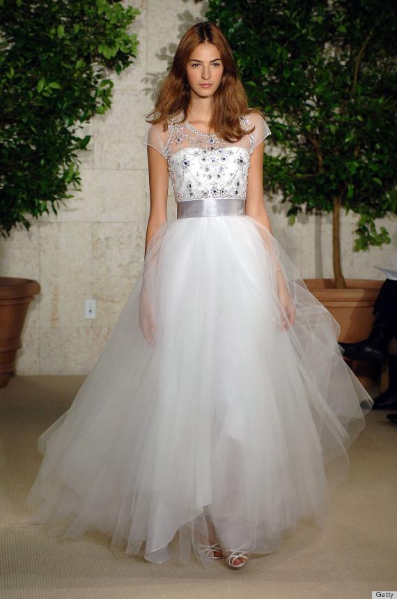 Oscar De La Rental Bridal Show