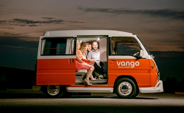 Vango Toronto Photobooth