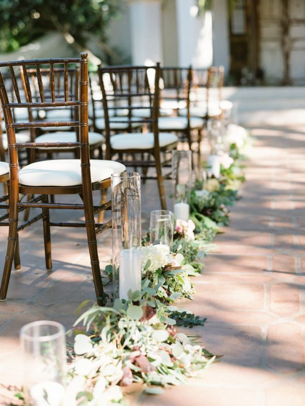 Aisle Arrangement Ideas
