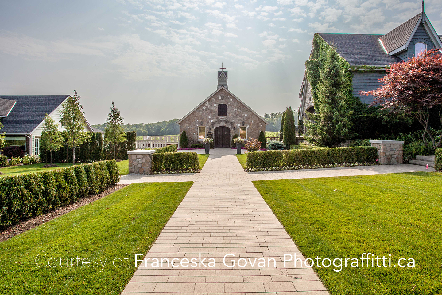 Top 10 Winery Wedding Venues In Ontario Blush Bowties