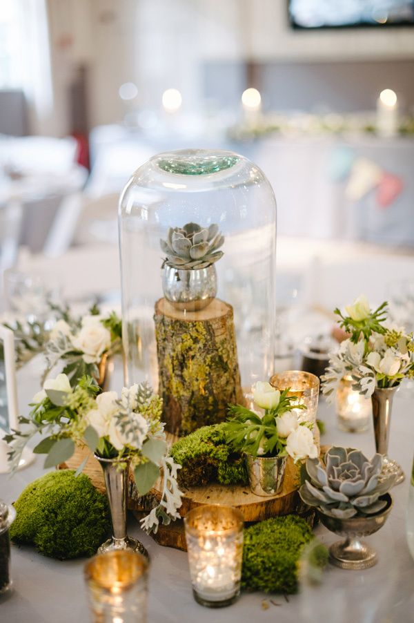 unique centrepieces