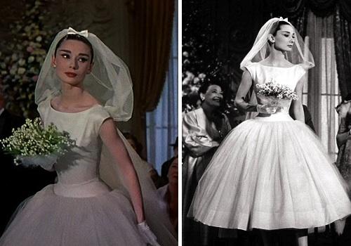 Audrey-Hepburn-wedding-dress-Funny-Face