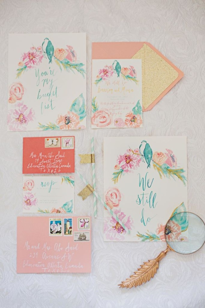 whimsical invite idea