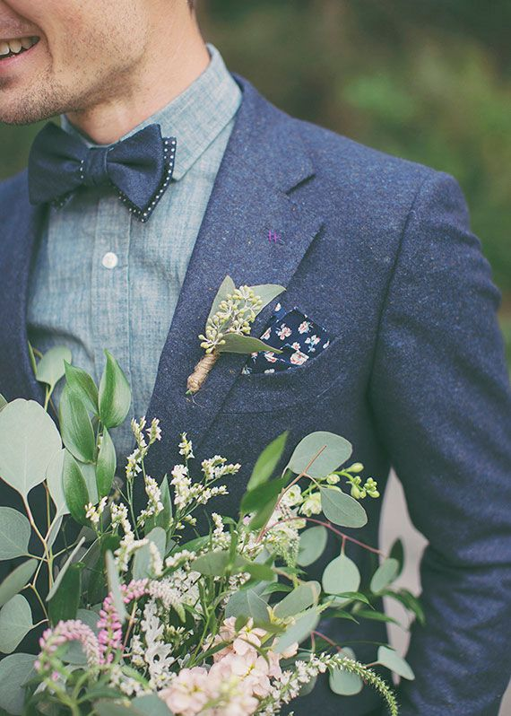 groom look