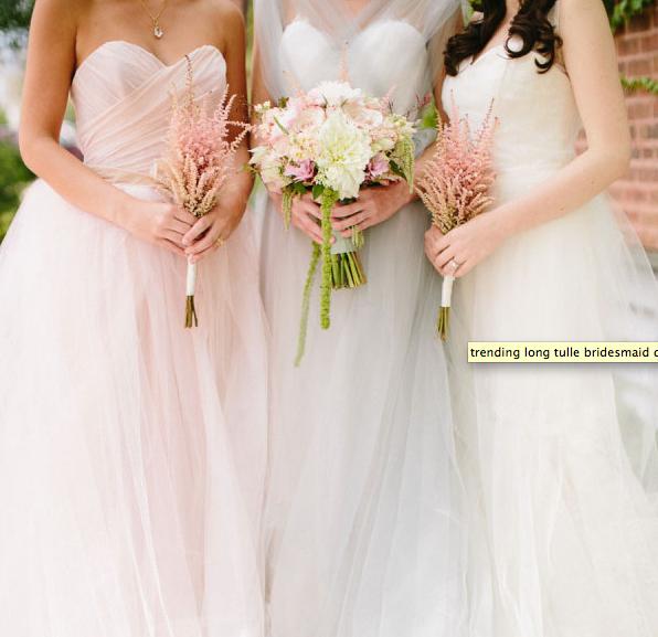 stunning bridesmaid dress looks