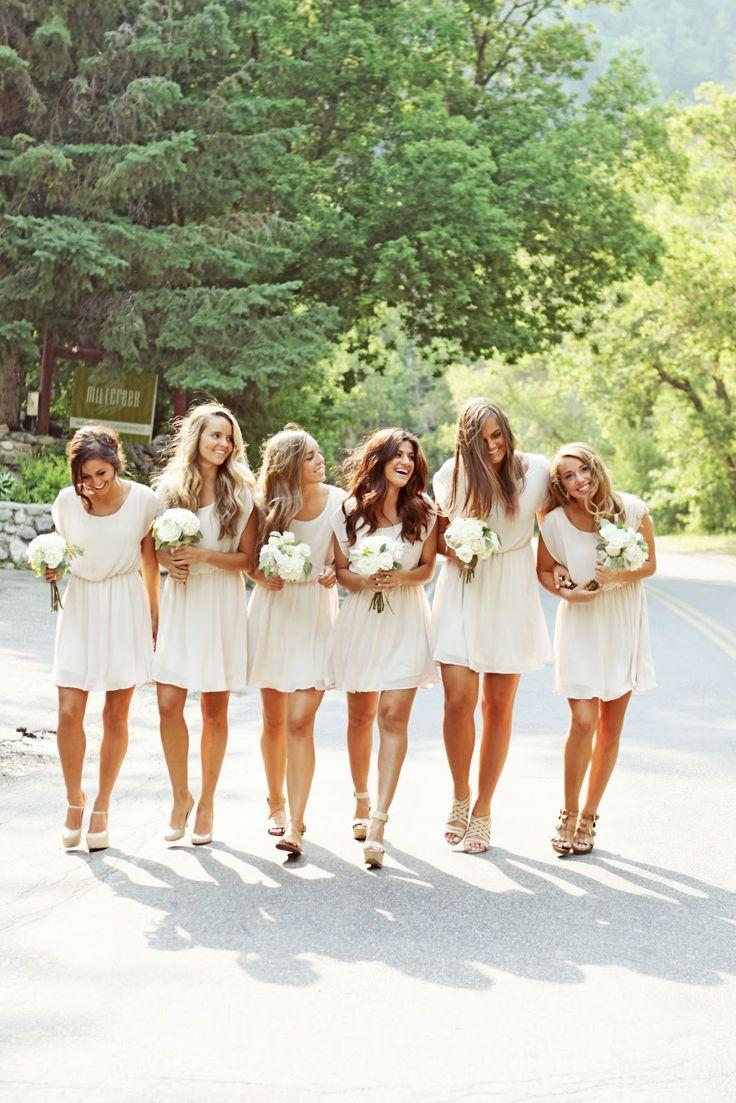 10 stunning bridesmaid dress looks blush bowties toronto bridesmaid dresses ombrellifo Gallery