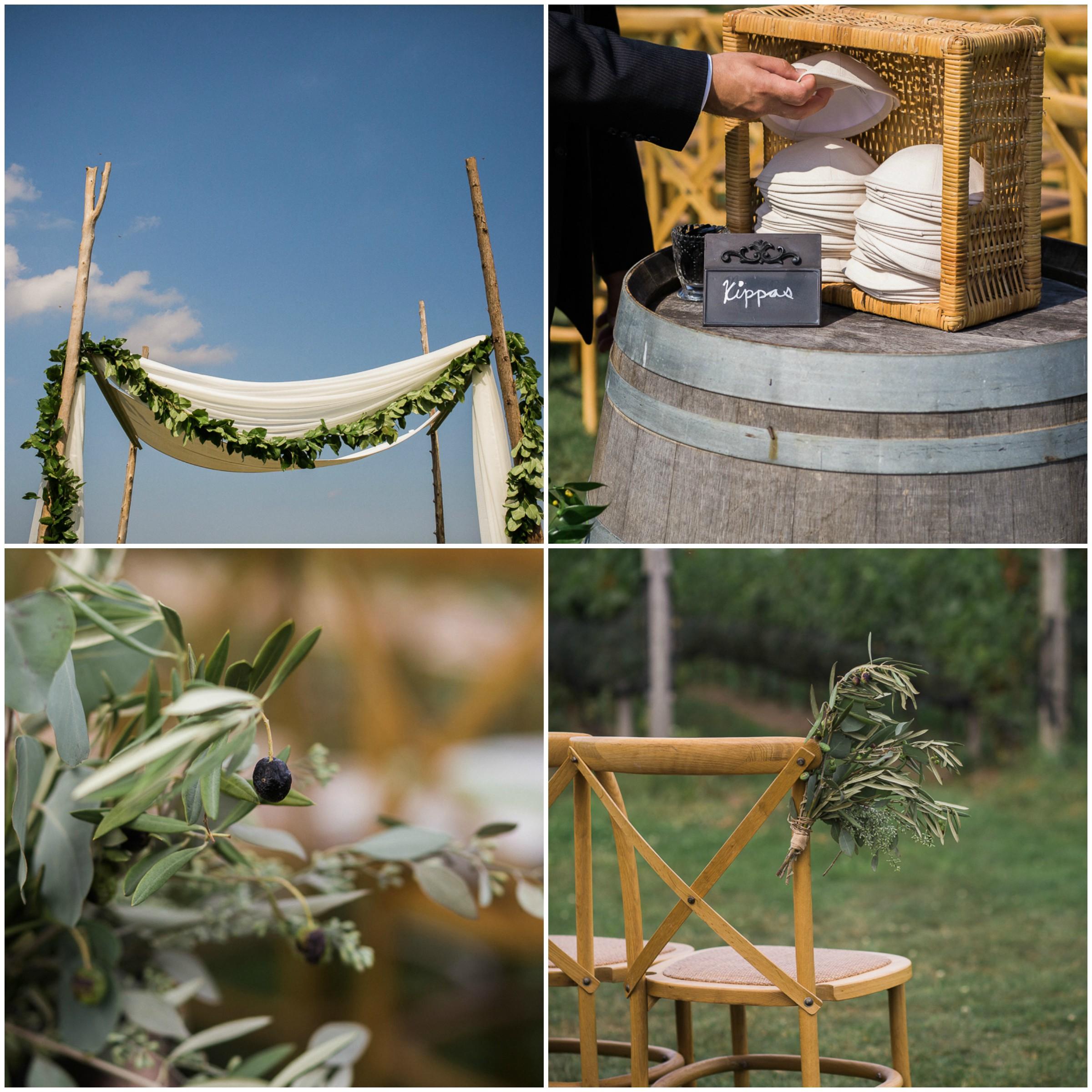 Ravine Winery Wedding