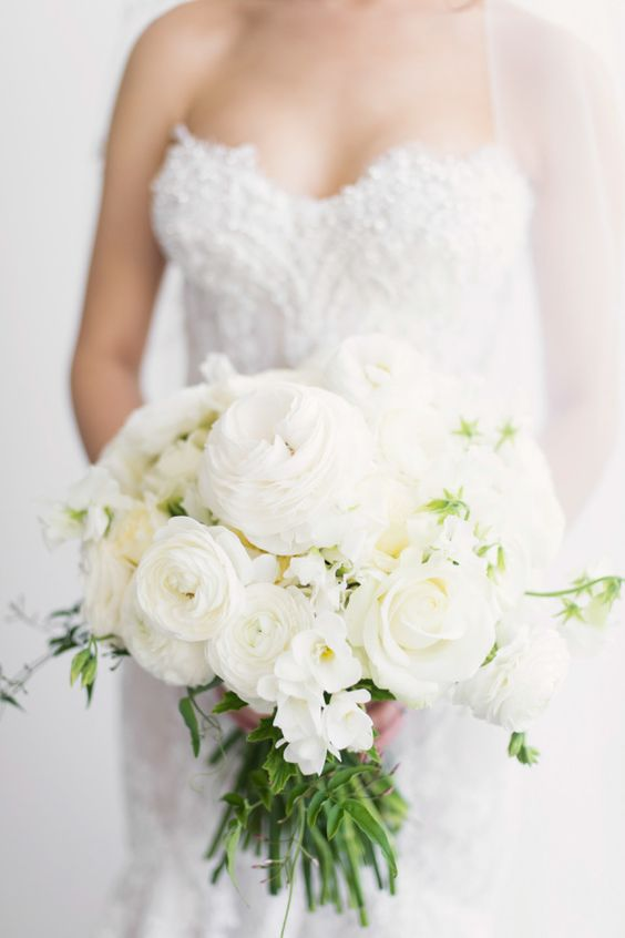 stow-stopping bridal bouquets