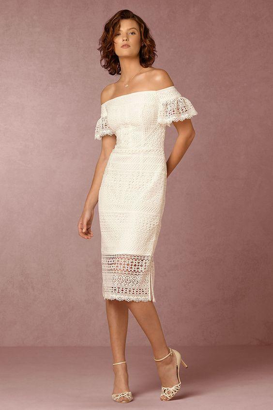 Short wedding dress ideas blush bowties toronto wedding planner short wedding dress junglespirit Gallery