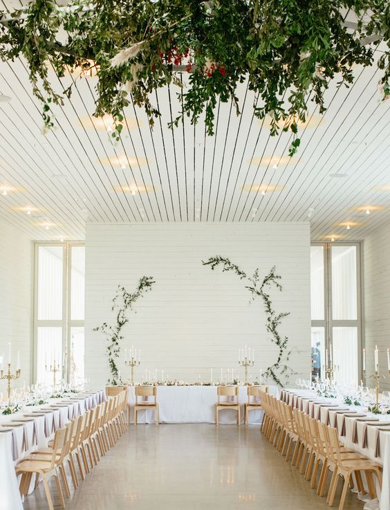 Scandinavian wedding design