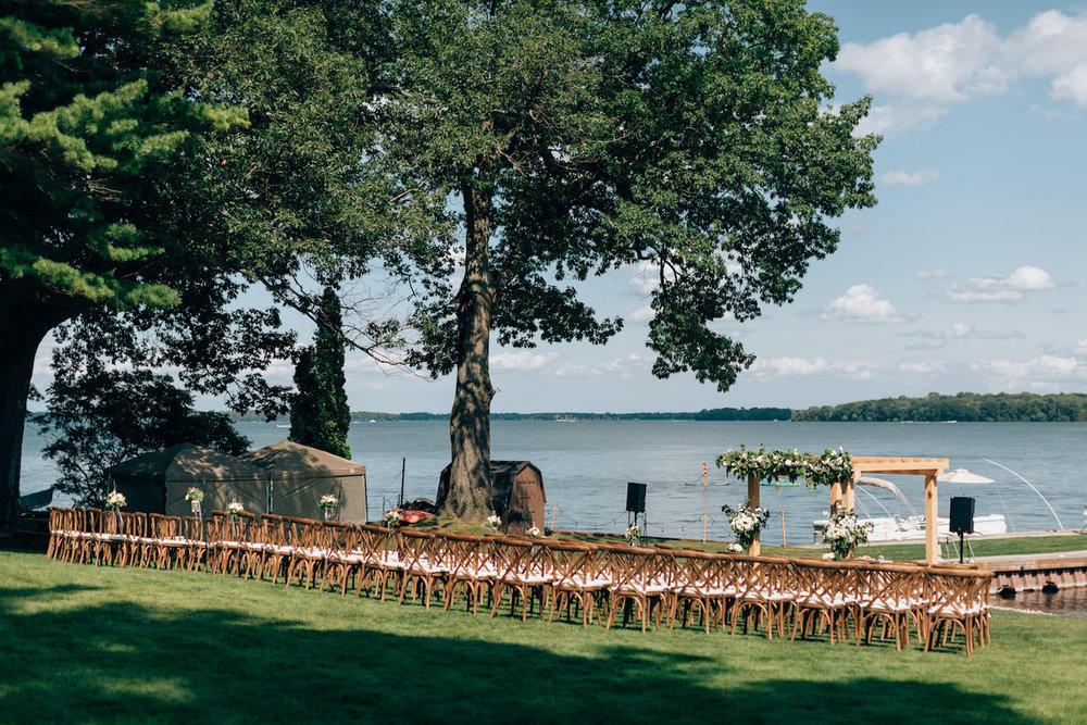 outdoor wedding toronto