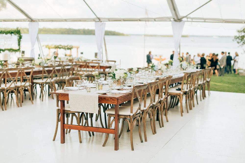 tent wedding ontario