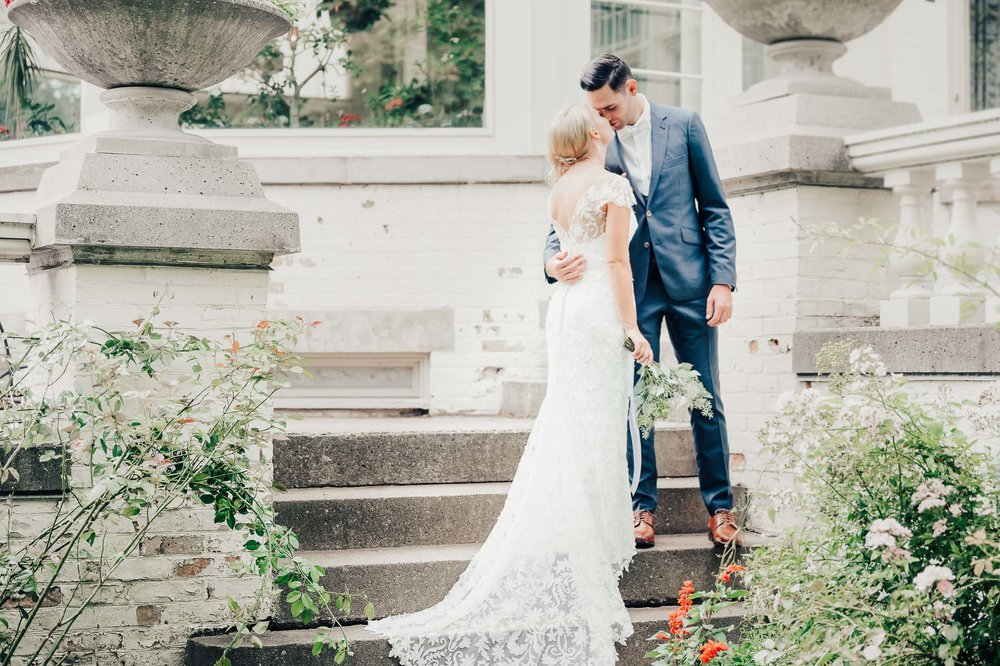 spadina house wedding