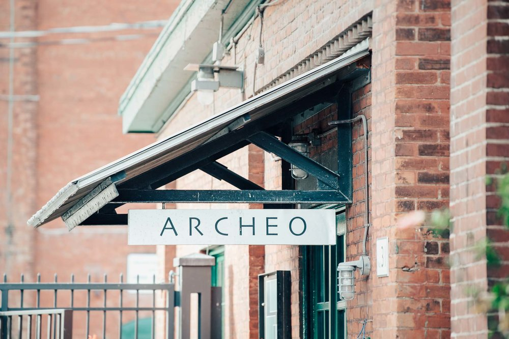 archeo wedding toronto