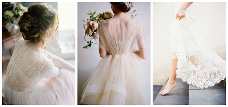 images via  Wedding Album , Wedding Sparrow , Kayla Barker