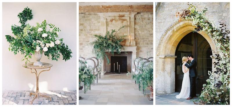 images via  Once Wed ,  Wedding Sparrow , Sarah Winward