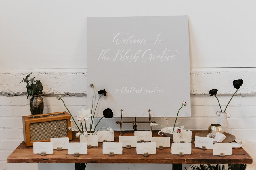 workshop toronto wedding