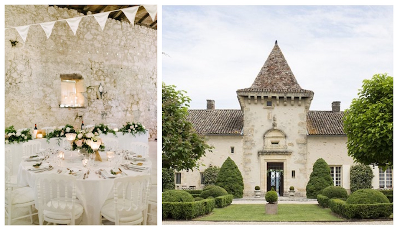 image via  One Fine Day  and   Chateau Soulac