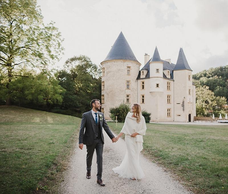 image via  Chateau de Saint-Martory