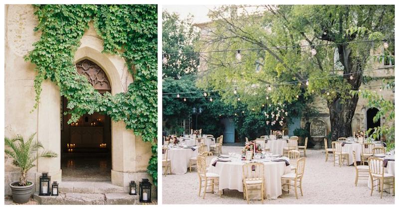 image via  French Wedding Style