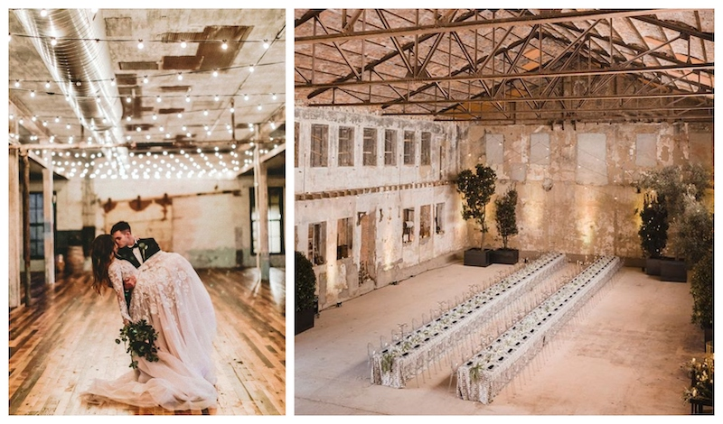 images via  My Wedding Guide  and  Vogue