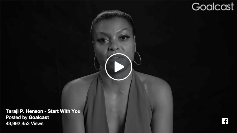 Taraji P. Henson - Goalcast - 43,992,453 Views