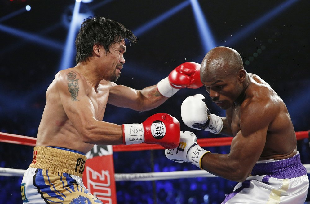 HBO Sports (2014) 24/7 Manny Pacquiao vs Timothy Bradley