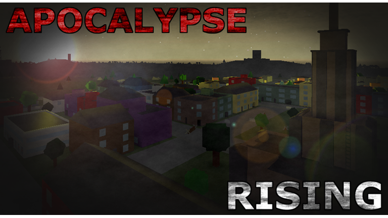 Roblox Apocalypse Rising (Online video game, 130m players)
