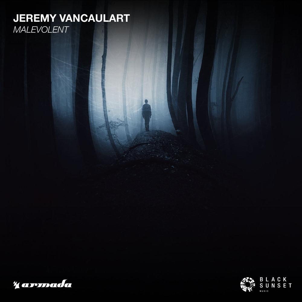 1. Jeremy Vancaulart - Malevolent COVER.jpg