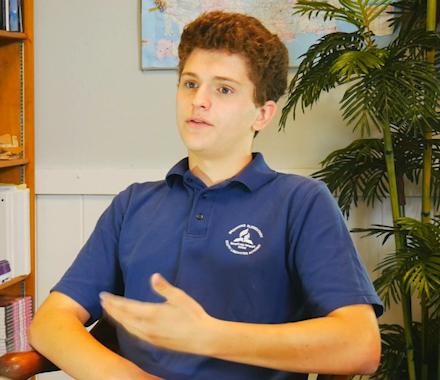 Ian Neidigh, class of 2021