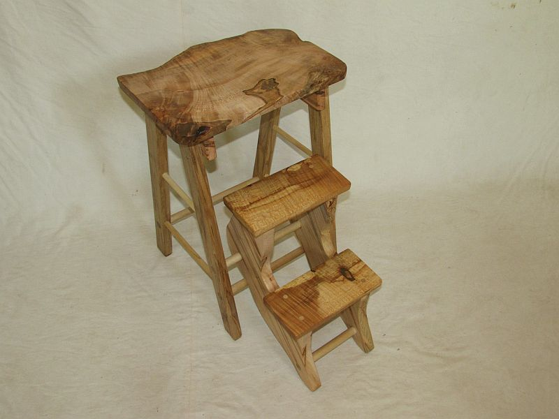stepping stools -