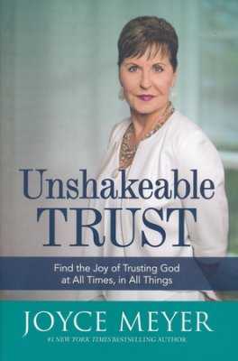 Trusting God in all things comes easier for some than it does for others. This new book from Joyce Meyer will help walk you through what trusting God looks like from a functional perspective!