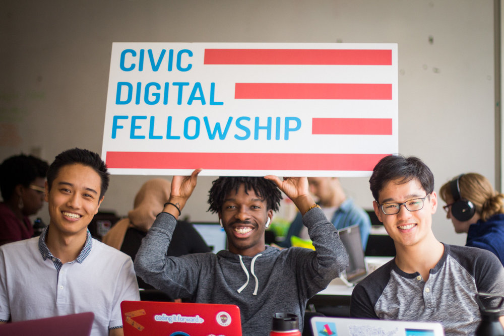 For Students - Applications for the 2019 Fellowship are open until January 5, 2019.