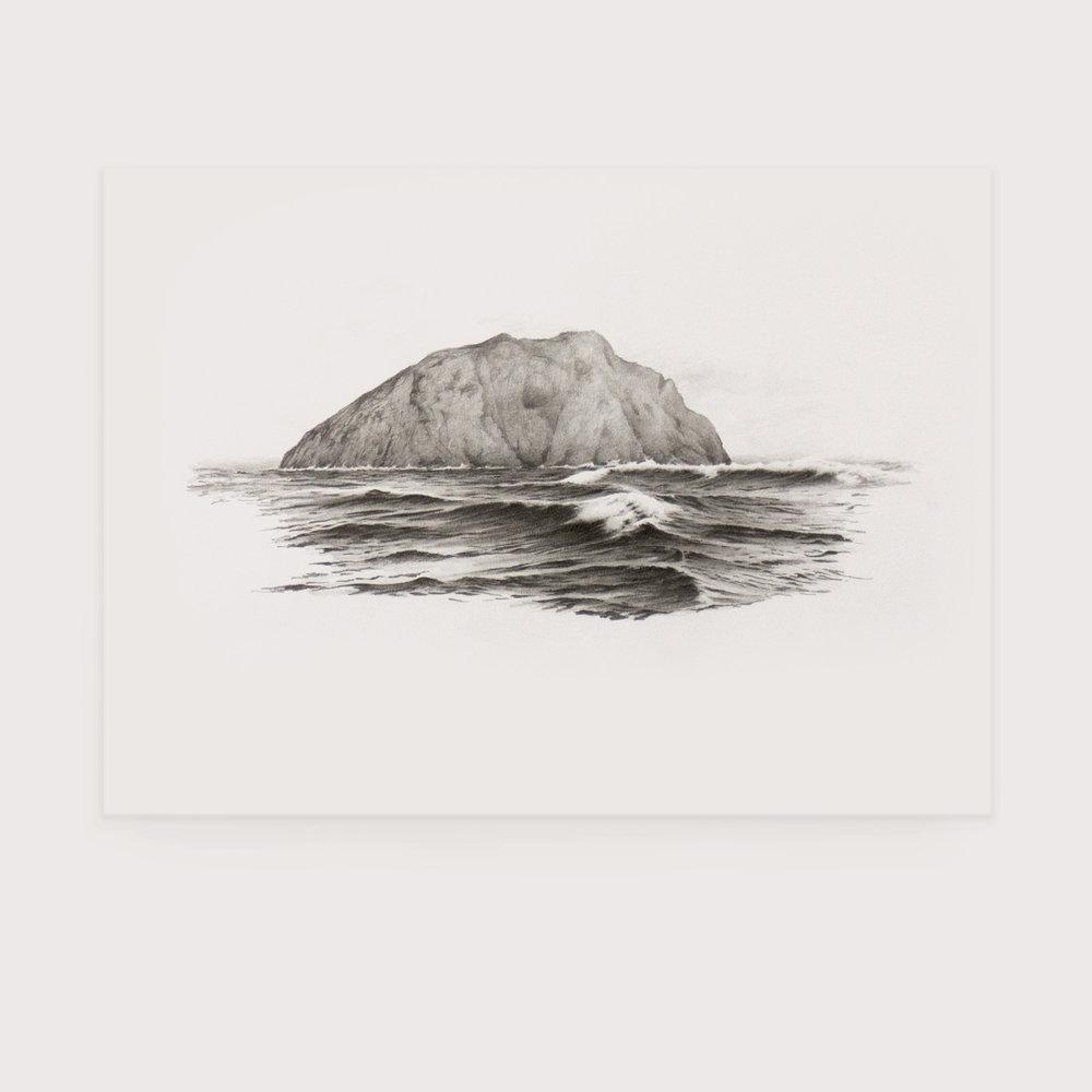 Island / Head Study