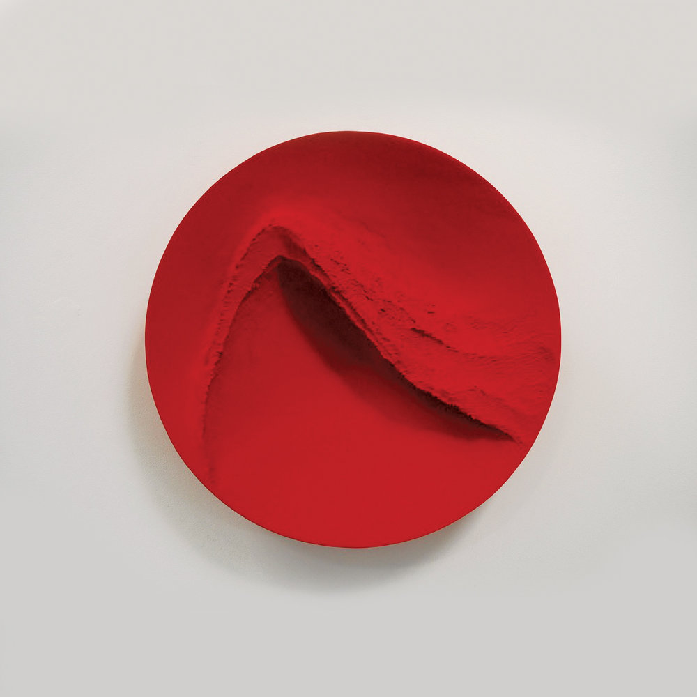 Simon Allen 'Red Wind'