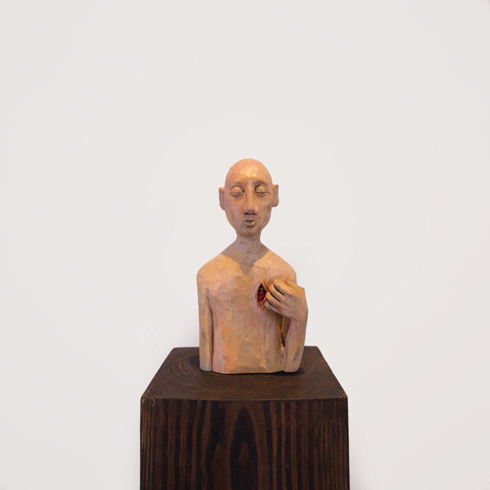 Carlos Zapata 'Sacred Heart'