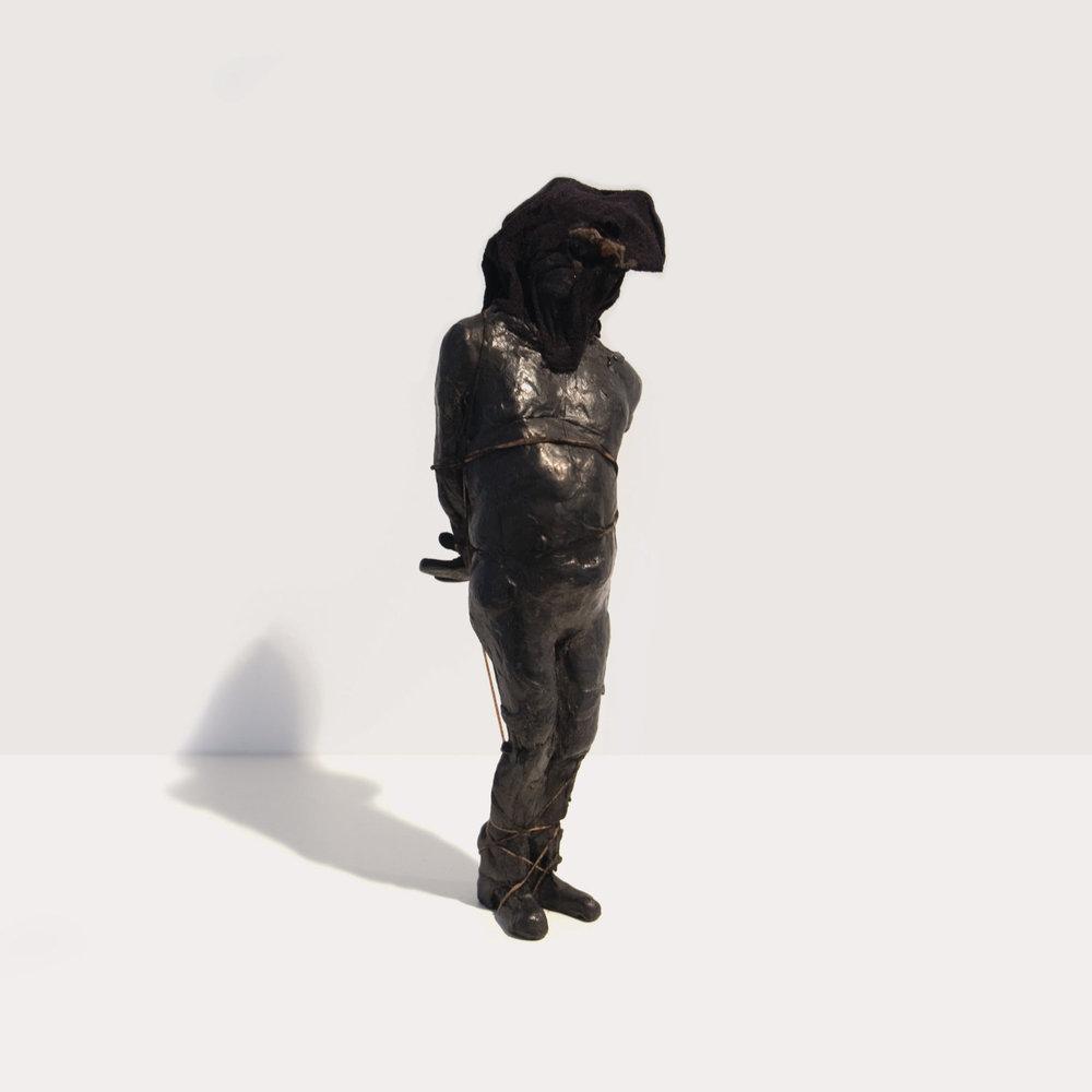 Tim Shaw 'Hooded Figure'
