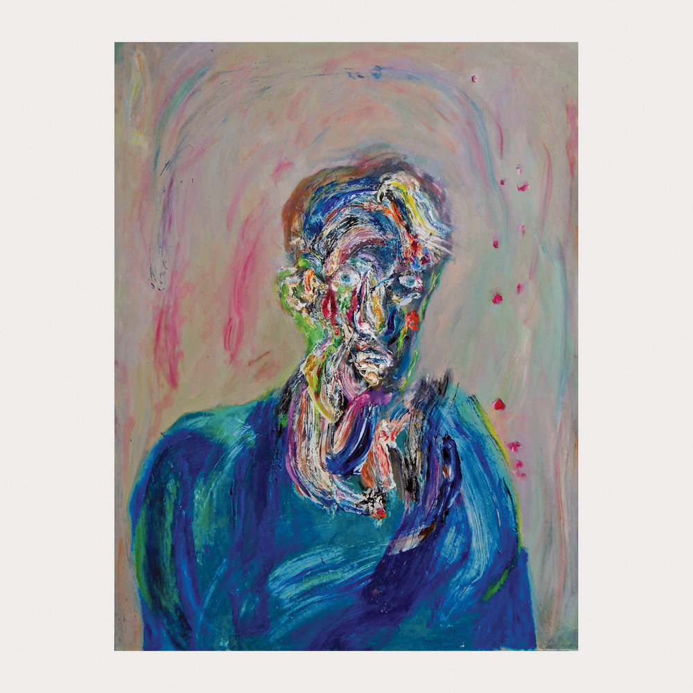 Andrew Litten 'Paranoid Head'