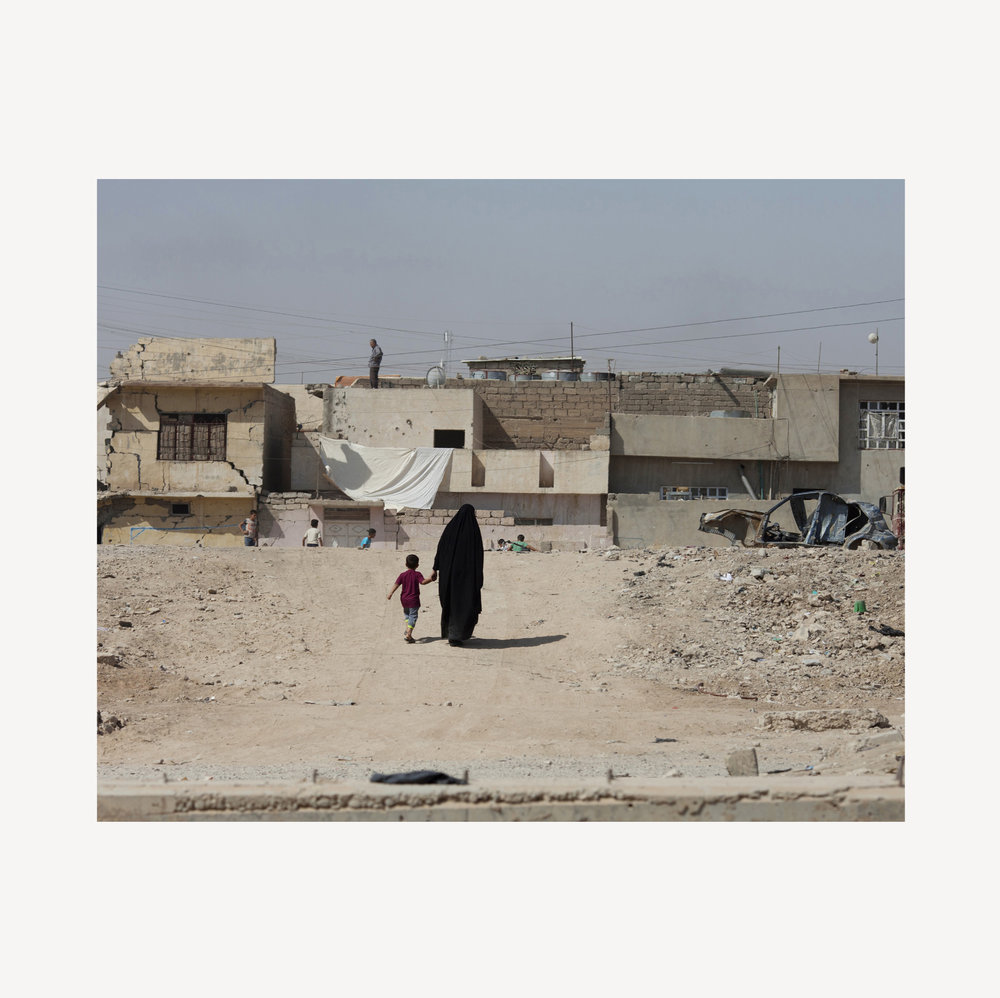 East Mosul. August 2017