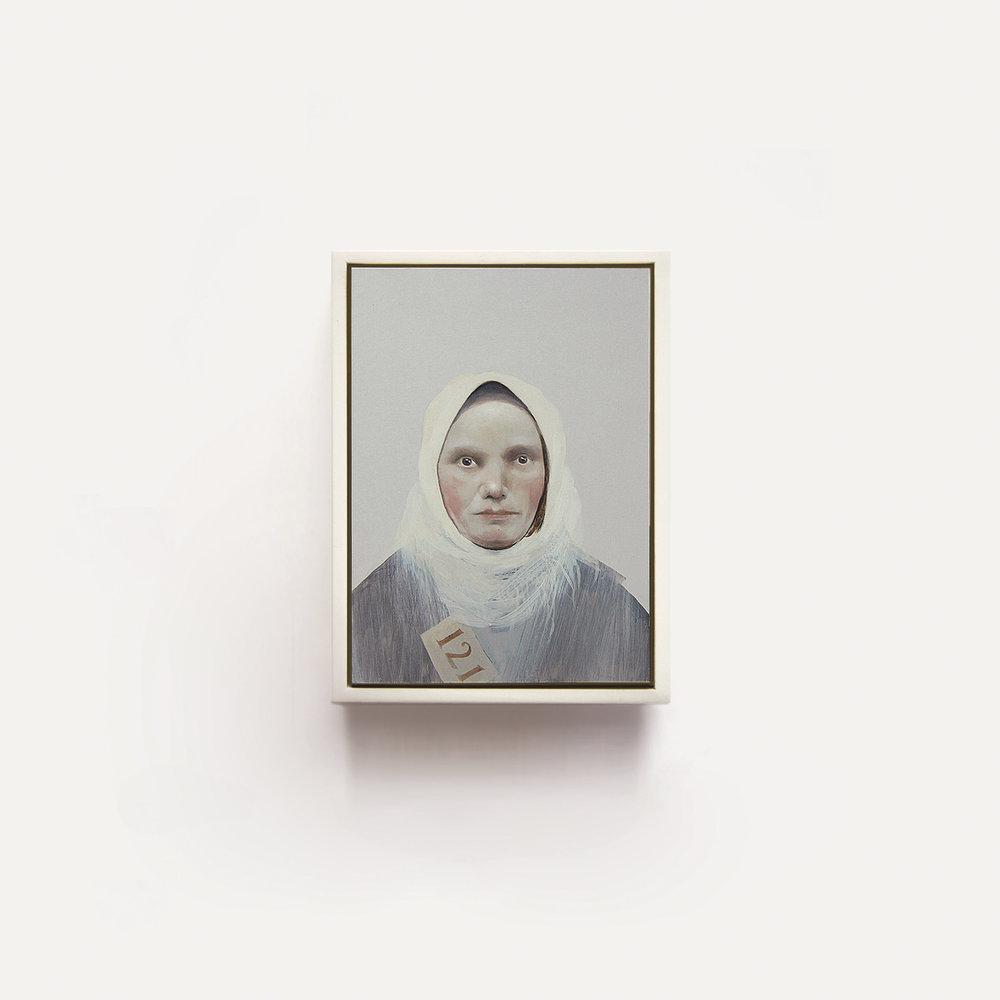 Sarah Ball 'Immigrant (Italian)'