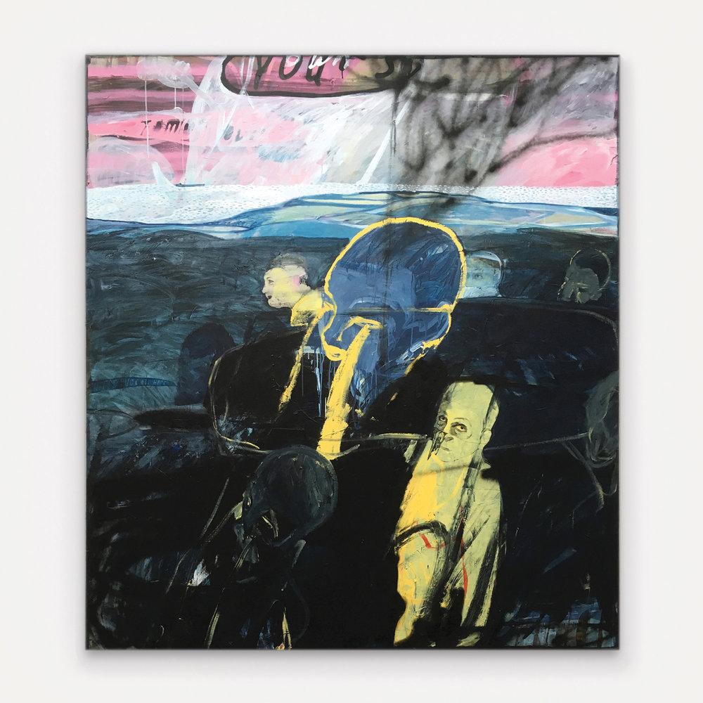 Samuel Bassett 'On the Coffin Path'