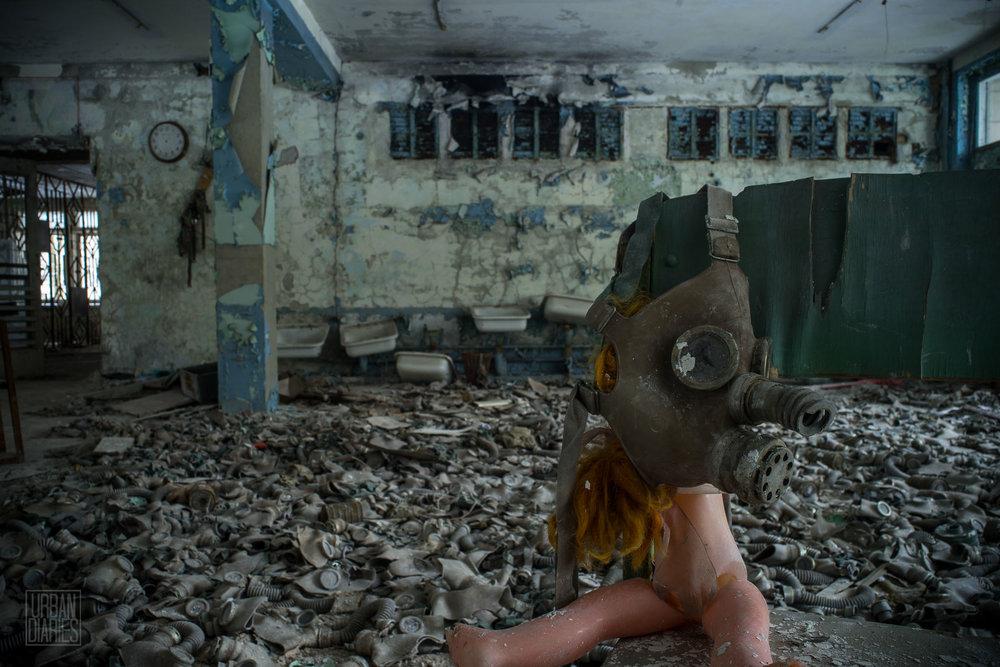Школа #3 міста Припять - Pripyat School 3