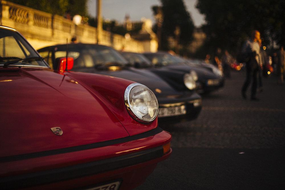 Une photogénie parfaite pour ces grandes dames à moteur -
