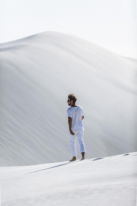 No reason to stayis a good reason to go - Atlantis dunes