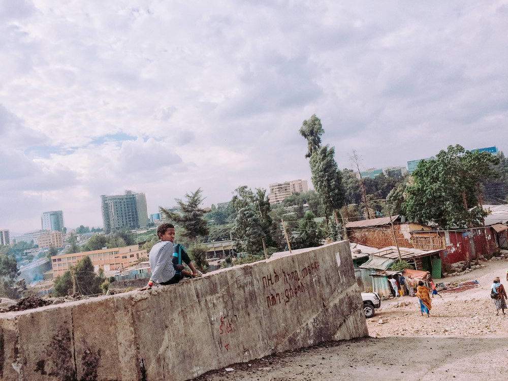 After School – Rwanda Street, Addis Ababa