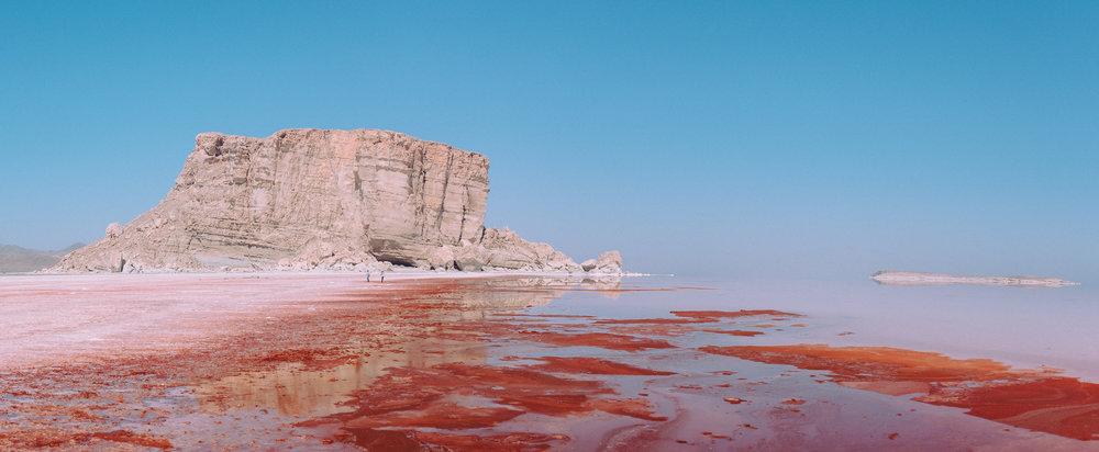 Lake Urmia – Tabriz